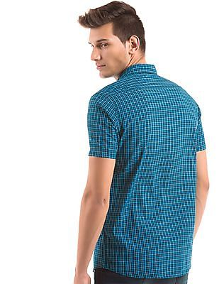 Ruggers Gingham Contemporary Fit Shirt