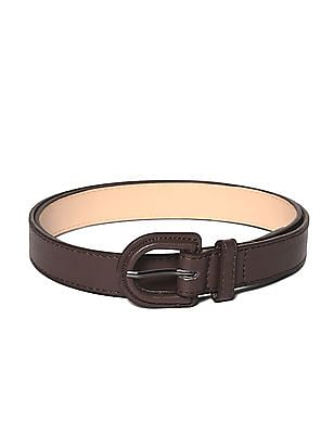 SUGR Adjustable Buckle Solid Belt