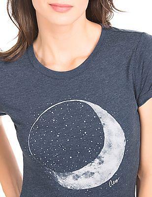 Aeropostale Graphic Print T-Shirt