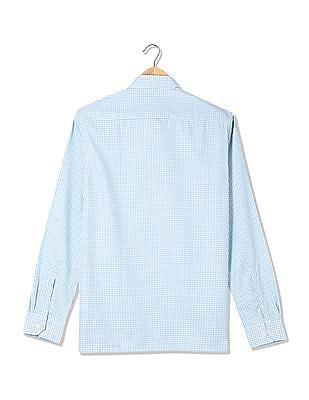 Excalibur Long Sleeve Spread Collar Shirt