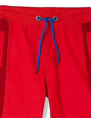 Cherokee Boys Drawstring Waist Knit Shorts