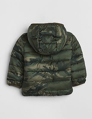 GAP Baby Cold Control Lite Critter Puffer Jacket