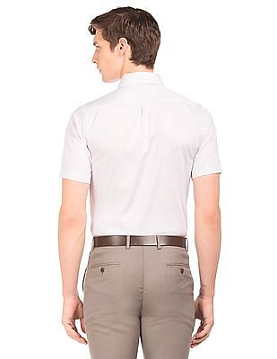 Arrow Short Sleeve Striped Shirt