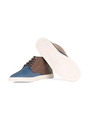 U.S. Polo Assn. Denim Co. Mid Top Canvas Sneakers