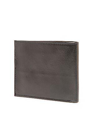 Flying Machine Bi-Fold Buttoned Wallet