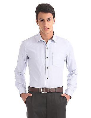 Arrow Newyork Slim Fit Check Shirt