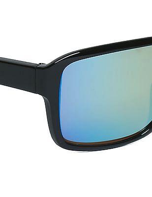 Flying Machine UV Protected Wrap Sunglasses