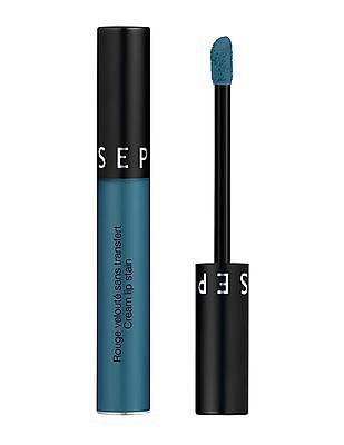Sephora Collection Cream Lip Stain - 104 Stone Blue