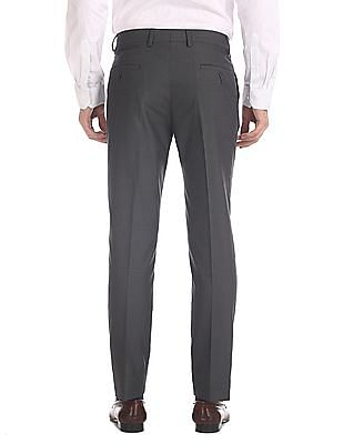 Excalibur Mid Rise Slim Fit Trousers