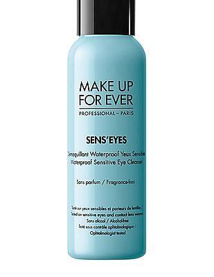 MAKE UP FOR EVER Waterproof Sensitive Eye Cleanser