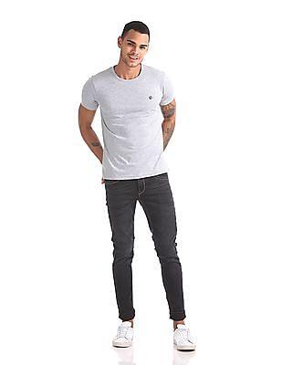 Ruf & Tuf Slim Fit Mild Wash Jeans