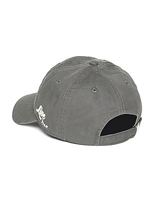 Flying Machine Brand Applique Cotton Cap