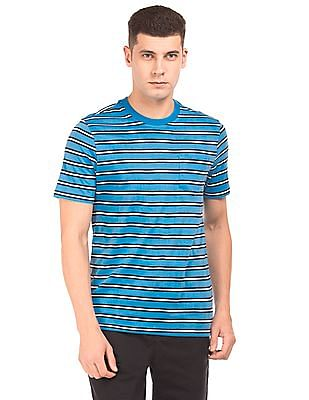 Aeropostale Regular Fit Striped T-Shirt