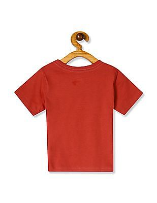The Children's Place Toddler Boy Short Sleeve Graphic T-Shirt