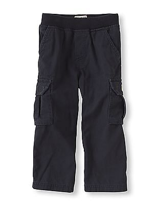The Children's Place Toddler Boy Pull-On Cargo Pants