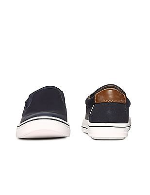 U.S. Polo Assn. Solid Slip On Shoes