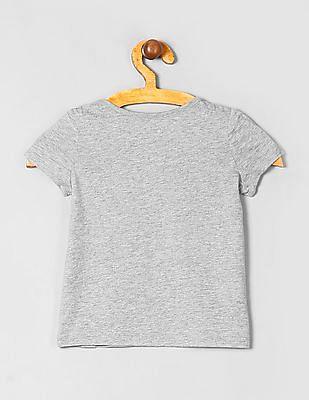 GAP Baby Short Sleeve Printed T-Shirt