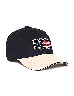 U.S. Polo Assn. Colour Block Twill Cap