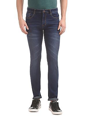 Newport Low Rise Skinny Fit Jeans