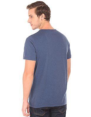 Gant Printed Regular Fit T-Shirt