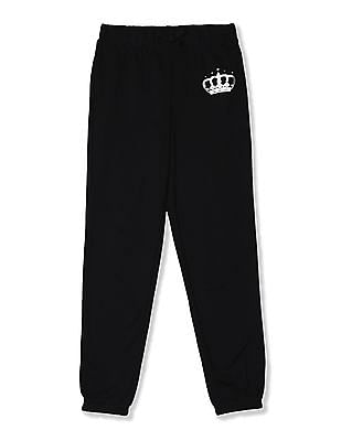 The Children's Place Girls Active Foil Fleece Pants