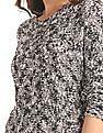 Elle Long Sleeve Patterned Sweater