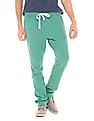 U.S. Polo Assn. Denim Co. Enzyme Wash Cotton Track Pants