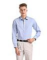 Arrow French Placket Solid Shirt