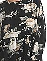 U.S. Polo Assn. Women Floral Print Fit And Flare Dress