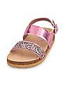 The Children's Place Toddler Girl Sparkle Luna Sandal