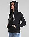 GAP Glitter Logo Hooded Sweatshirt