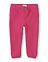 The Children's Place Toddler Girl Solid Pocket Pants