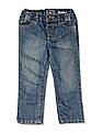 The Children's Place Blue Baby And Toddler Boy Stone Wash Jeans