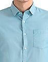 Excalibur Long Sleeve Cutaway Collar Shirt - Pack Of 2