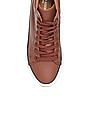 U.S. Polo Assn. Contrast Sole Mid Top Sneakers