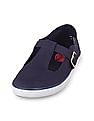 The Children's Place Girls T-Strap Twirl Sneaker