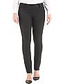 Arrow Woman Mid Rise Slim Tapered Trousers