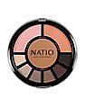 NATIO Face And Eye Palette In Glow