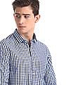 Excalibur Assorted Cutaway Collar Checked Shirt - Pack Of 2