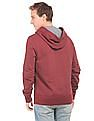 Aeropostale Applique Hooded Sweatshirt