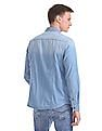 U.S. Polo Assn. Denim Co. Slim Fit Washed Shirt