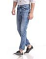 U.S. Polo Assn. Denim Co. Delta Slim Tapered Fit Stone Wash Jeans