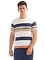 Colt Striped Crew Neck T-Shirt