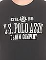 U.S. Polo Assn. Denim Co. Printed Pique Sweatshirt