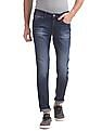U.S. Polo Assn. Denim Co. Brandon Slim Fit Stone Wash Jeans