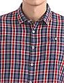 Roots by Ruggers Cotton Check Shirt