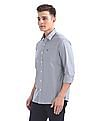 Arrow Sports Slim Fit Spread Collar Shirt