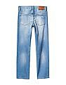 GAP Toddler Boy Blue 1969 Destructed Straight Jeans