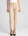 GAP Stretch Linen Twill Skinny Ankle Pants